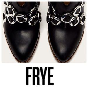 Coming Soon Frye June Mules